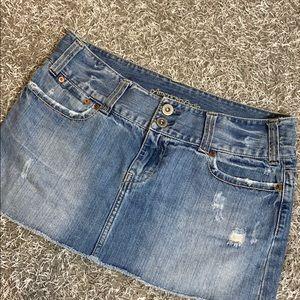 🦅 American eagle skirt shorts bundle sz 10 x 5 🦅